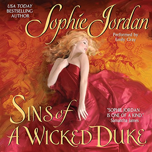 Sins of a Wicked Duke audiobook cover art