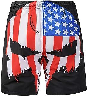 aed12befd910 Amazon.es: Banderas - Ropa de baño / Hombre: Ropa