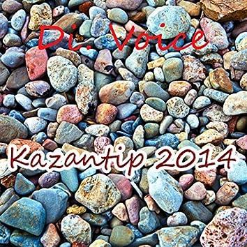 Kazantip 2014