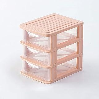 Desktop Storage Box,transparent Drawer Storage Box,desktop Organizer,can Be Used To Store Cosmetics Stationery Office Supp...