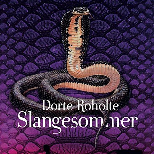 Slangesommer audiobook cover art