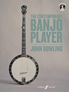 The Contemporary Banjo Player: Book & CD (Faber Edition)
