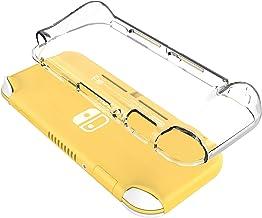 ProCase Nintendo Switch Lite Case, Ultra Slim Soft TPU Grip Cover Skin Shock-Proof Anti-Scratch Protective Case for Nintendo Switch Lite 2019 Release –Clear