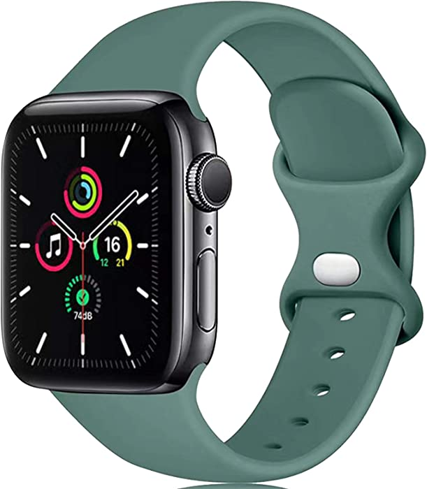 Updated 2021 – Top 10 Apple Watch Band 40Mm Green