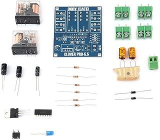 12-24V Dual Relay 7812 UPC1237 Speaker Protection Board Module DIY Kit for HiFi