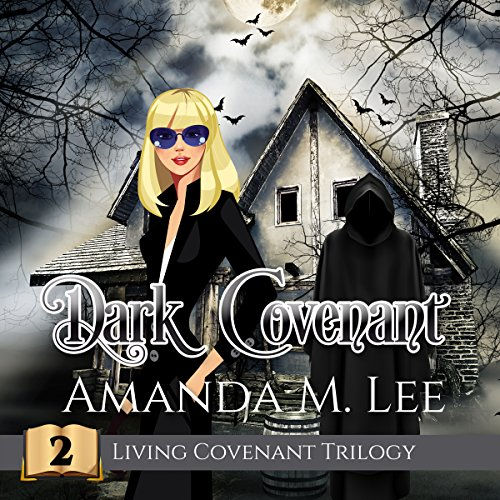 Dark Covenant audiobook cover art