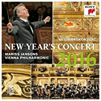 NEW YEAR'S CONCERT 2016 [2CD] (Korea Edition)