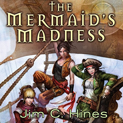 The Mermaid's Madness audiobook cover art