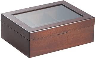 6 Compartment Tea Box