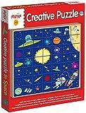 Lisciani 49981–Creative Puzzle en Space