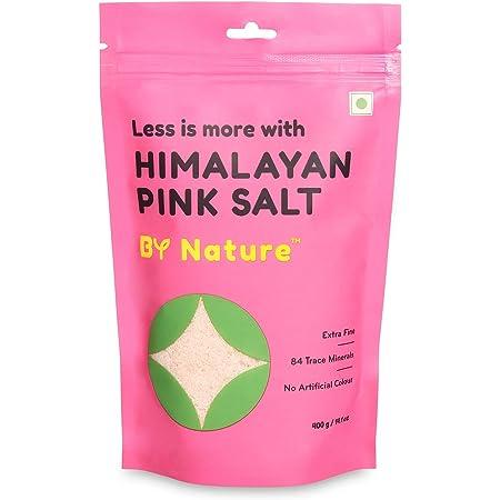 By Nature Himalayan Pink Salt, 400g