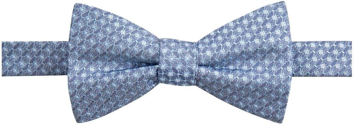 Ryan Seacrest Distinction Mens Sinatra Neat Silk Floral Bow Tie