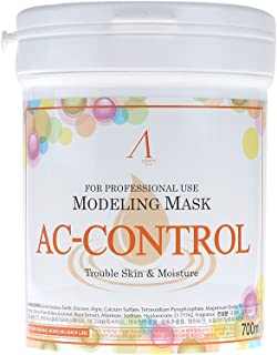 Anskin Modeling Mask Powder Pack AC Control/ Made in Korea