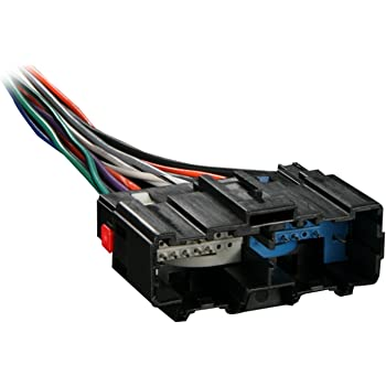 [DIAGRAM_1CA]  Amazon.com: Metra 70-2104 Radio Wiring Harness for 06-Up GM: Car Electronics | 2006 Impala Wiring Harness |  | Amazon.com