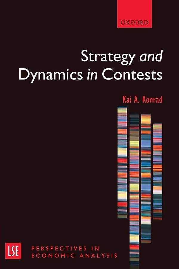 罰立方体差し迫ったKONRAD : STRATEGY DYNAMICS (LSE Perspectives in Economic Analysis)