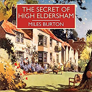 The Secret of High Eldersham audiobook cover art
