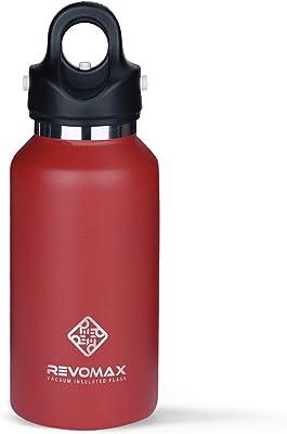 真空断熱ボトル ファイヤーレッド 355ml