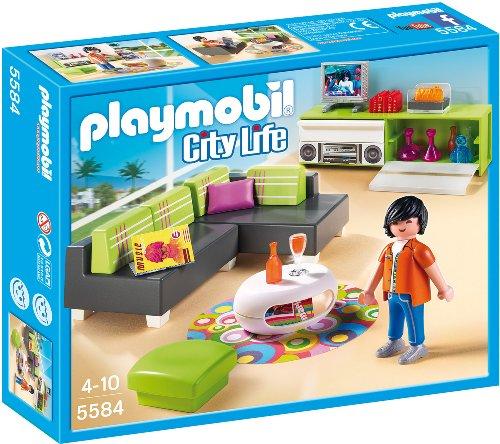 Playmobil 5584 - Wohnzimmer