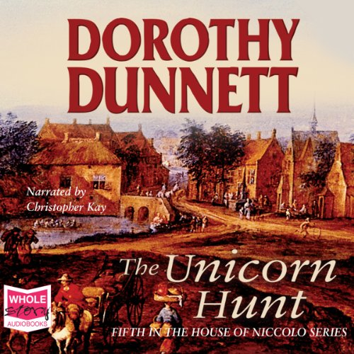 The Unicorn Hunt cover art