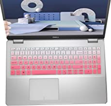 Keyboard Cover Fit for Compatible with 15.6