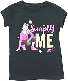 Nickelodeon JoJo Siwa Short Sleeve Girls' T-Shirt, Assorted Colors and Sizes