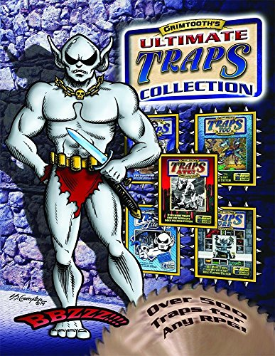 Grimtooth's Ultimate Traps Collection - Softcover