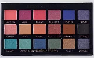 Makeup Revolution Pro Regeneration Eyeshadow Palette, Trends Mischief Maker