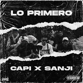 Lo Primero (feat. Sanji)