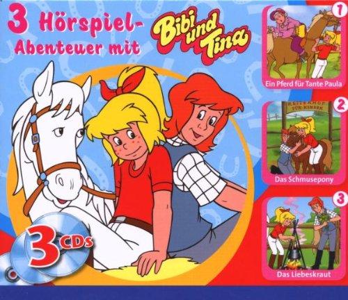 Bibi+Tina 3 CD Box