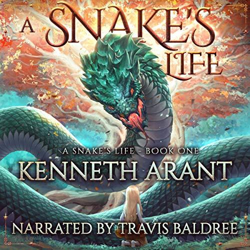 A Snake's Life cover art
