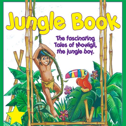 Couverture de The Jungle Book