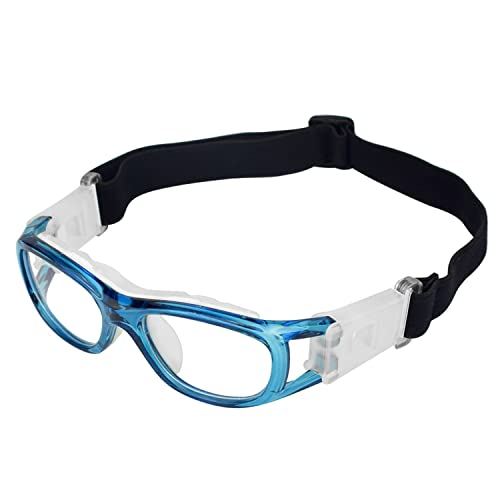 3a5531a527 Elemart(TM Unisex Kids Sport Glasses Anti-Fog Protective Safety Goggles Adjustable  Strap
