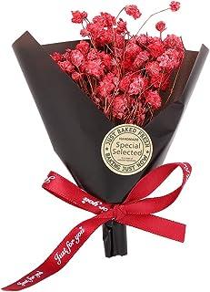 Tianhaik Fleur Séchée pour Le Mariage Mini Bouquet de Fleurs Naturelles Décoration de Bureau à Domicile Accessoires Photo ...