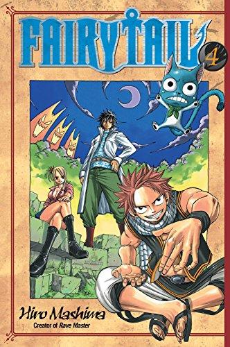 Fairy Tail Vol. 4 (English Edition)