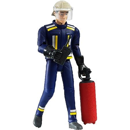 bruder(ブルーダー) 消防士 BR60100 [並行輸入品]