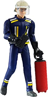 Bruder 60100 bworld Fireman with Accessories