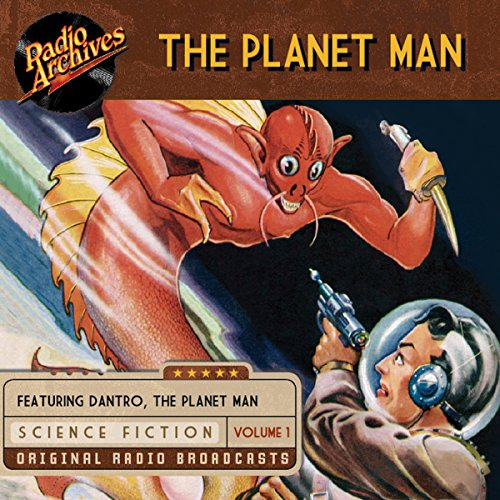 Couverture de The Planet Man, Volume 1