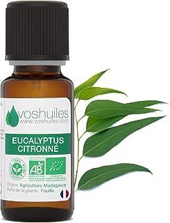 Huile Essentielle BIO d'Eucalyptus citronné - 10ml