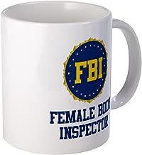 Best fbi mug female body inspector Reviews
