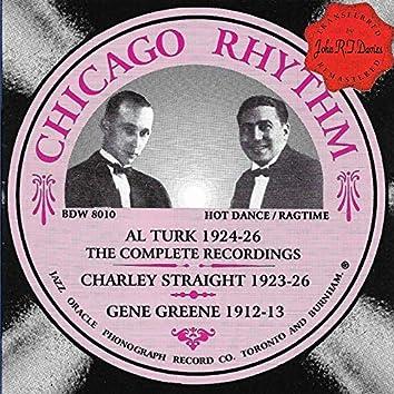 Chicago Rhythm 1912-1926