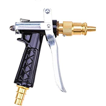 GOCART WITH G LOGO Metal Trigger Brass Nozzle Water Spray Gun