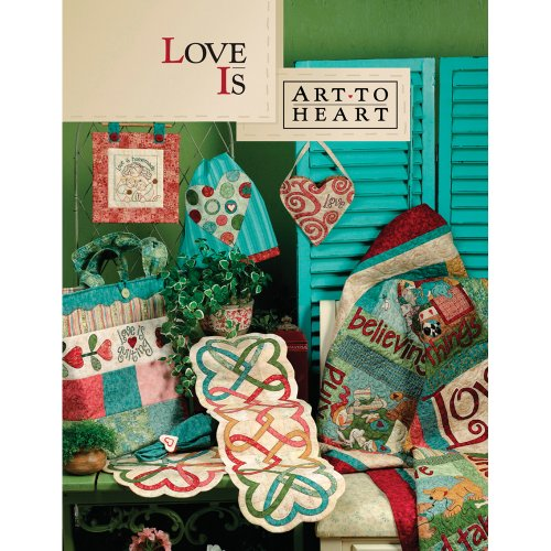 Price comparison product image Art To Heart ART-535B Book,  Love is Book