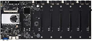 Dasing Riserless Mining Motherboard 8 GPU Bitcoin Crypto Etherum Mining Support 1066/1333/1600MHz