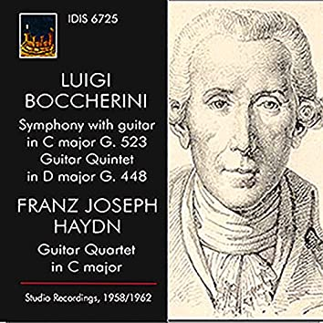 Boccherini & Haydn: Works with Guitar