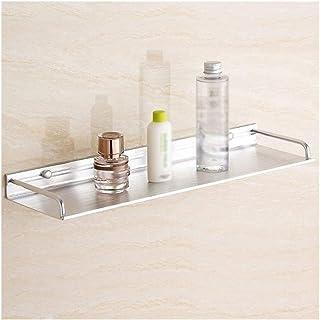 YF-SURINA Support de douche étagère de salle de bain étagère d'angle espace de forage étagères de rangement de douche en a...