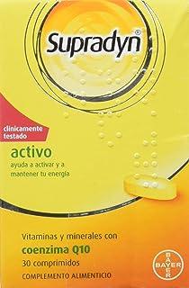 Supradyn activo. 30 comprimidos