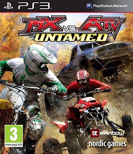 Mx Vs. Atv : Untamed Ps3- Playstation 3
