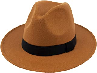 wide brim hats for ladies