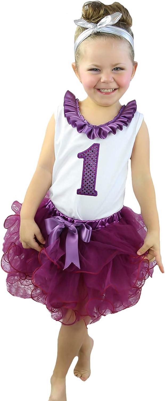 Birthday Dress Purple 1st Save money White Shirt Outfi Wine Petal Skirt 55% OFF Red