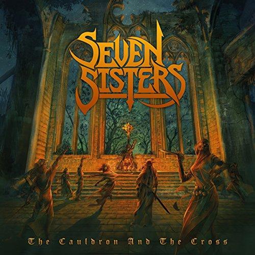Seven Sisters: The Cauldron and the Cross [Vinyl LP] (Vinyl)